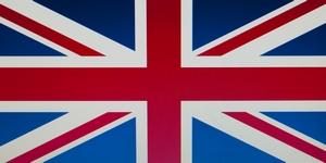 Flaga Brytyjska 300x150