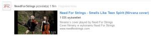 Need For Strings 1000 odtworzen